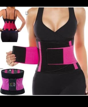 Fat Burning Waist Trainer and Cincher